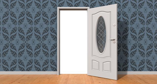 כך תרעננו את מראה הבית עם דלתות פנים חדשות
